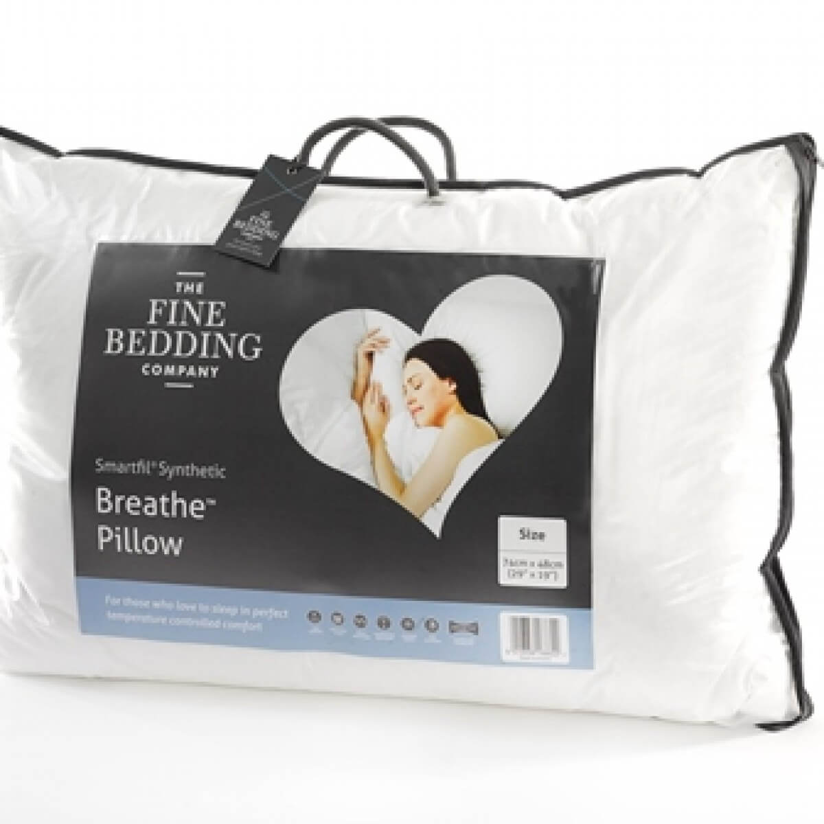 Breathe Pillow - The Fine Bedding Company