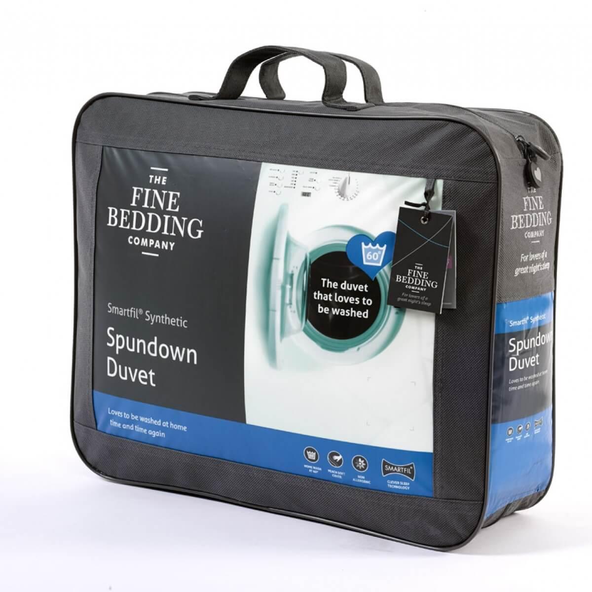 Spundown Duvet - The Fine Bedding Company