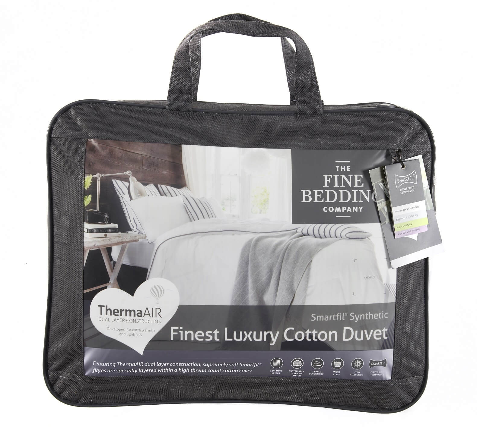 Finest Luxury Cotton -The Fine Bedding Company Duvet
