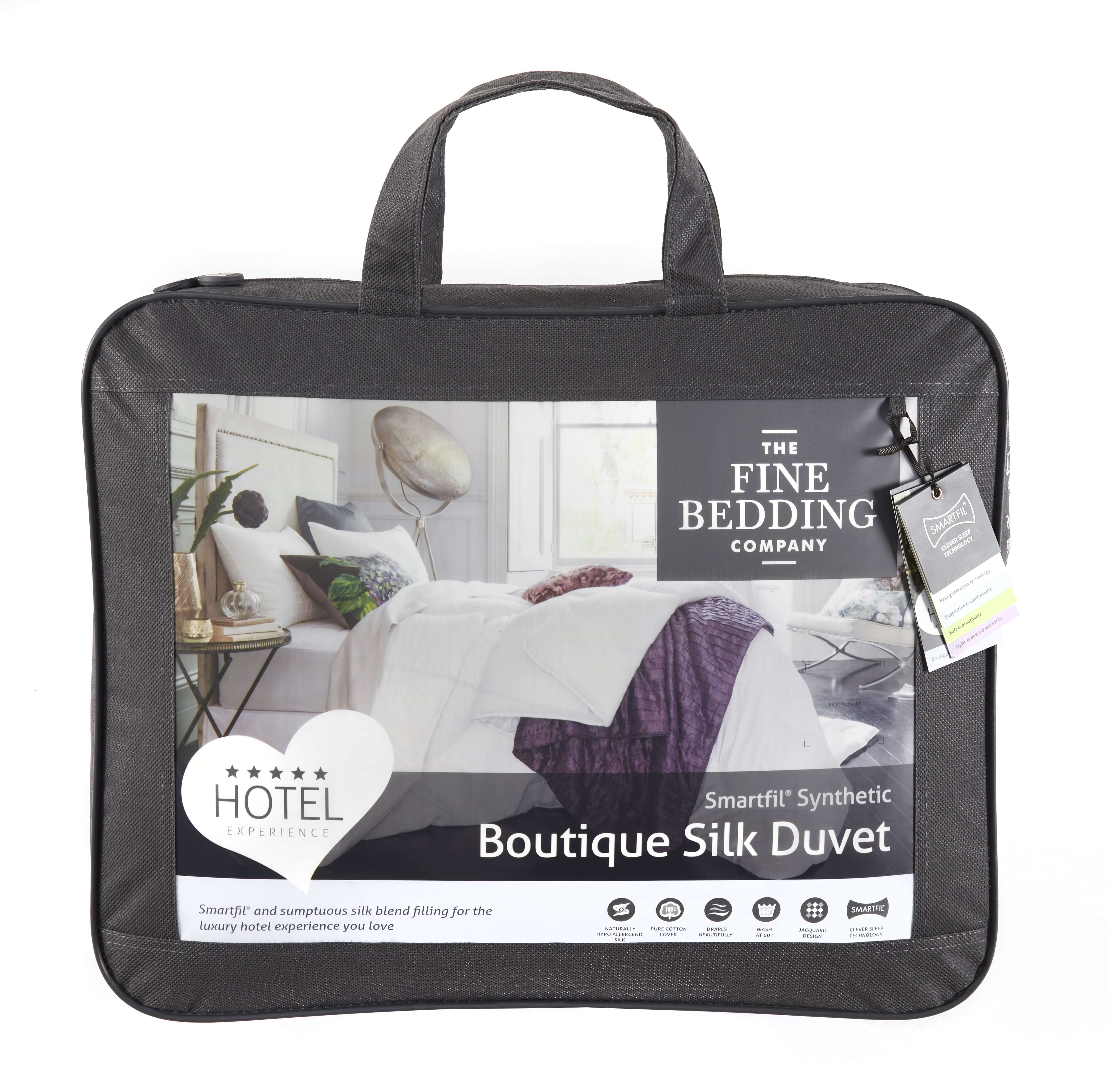 Boutique Silk Duvet -The Fine Bedding Company
