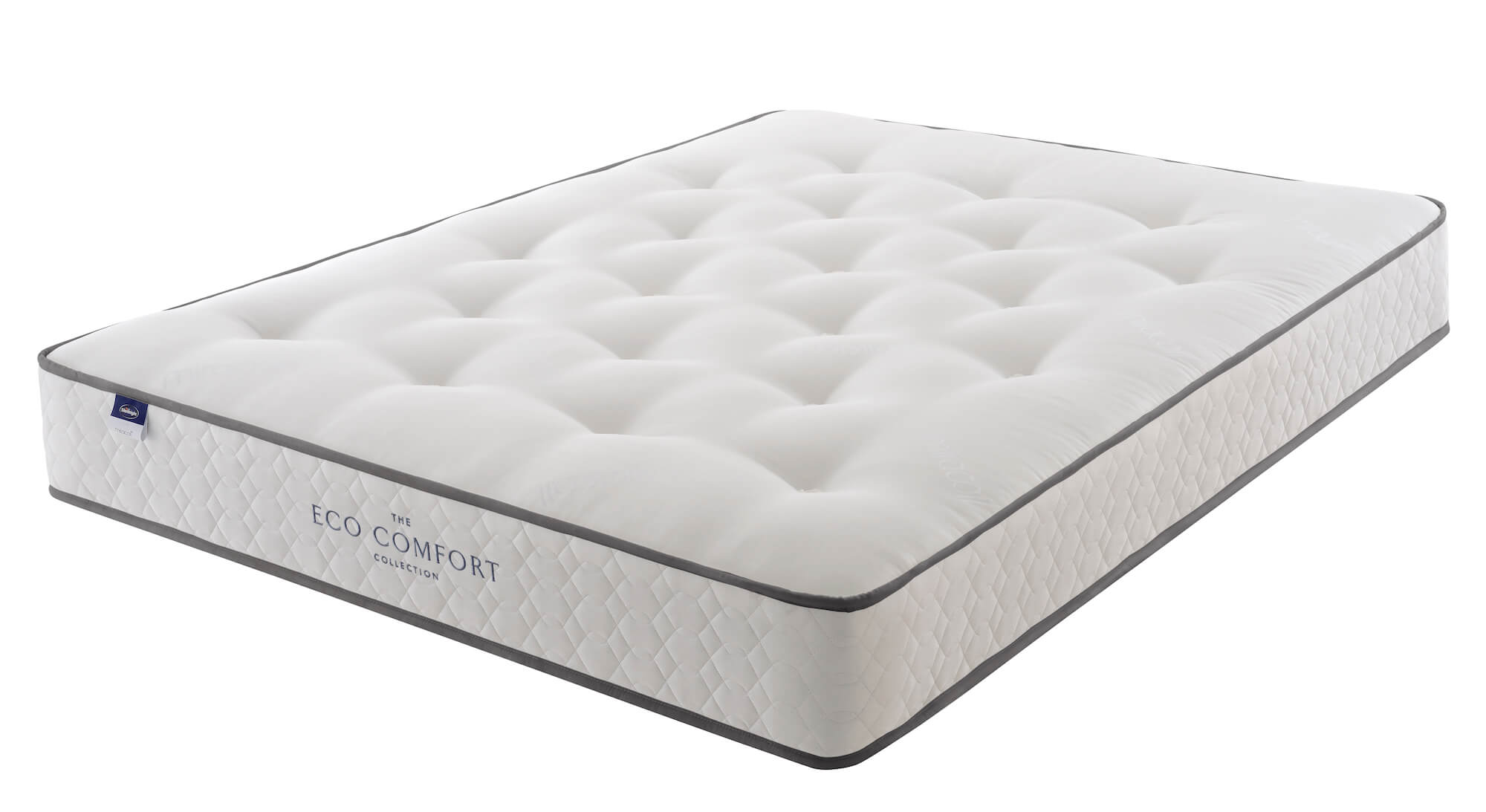 Silentnight Eco Comfort Miracoil Ortho Verve Mattress