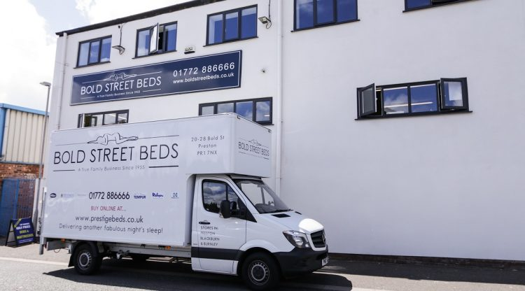 Bold Street Beds Preston Mattress & Bed Store/showroom