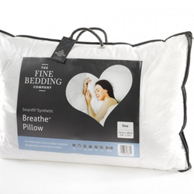 Breathe Pillow - The Fine Bedding Company