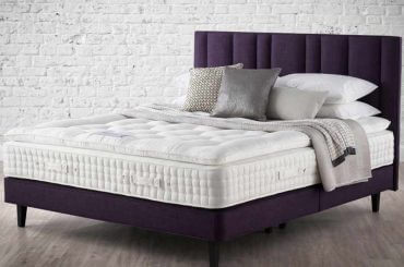 Hypnos Pillow Top Celestial Bed