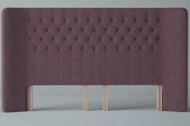 Dunlopillo Coniston Curved Headboard