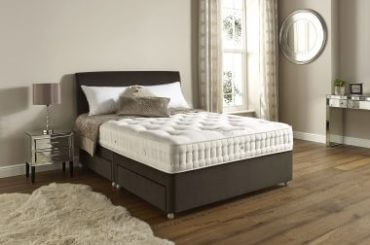 Harrison Boucle 3200 Mattress & Divan Set