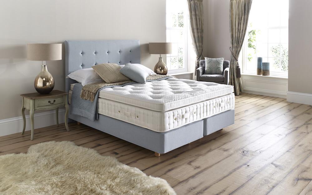 Harrison Milan 9500 Divan Set Prestige Beds