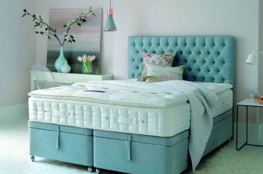 Hypnos Pillow Top Sapphire