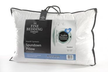 Spundown Pillow - The Fine Bedding Company
