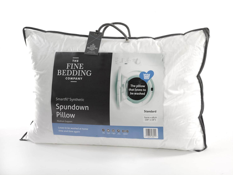 Spundown Pillow - The Fine Bedding Company