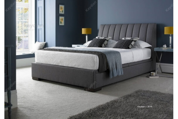 7647ea258023 ... Kaydian Lanchester Ottoman Bed in Elephant Grey. Lanchester Ottoman