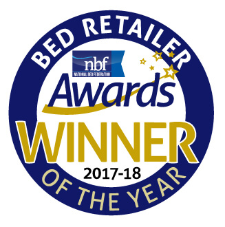 NBF awards bed retailer of the year winner