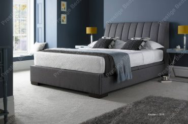 Kaydian Lanchester Ottoman Bed Frame In Elephant Grey