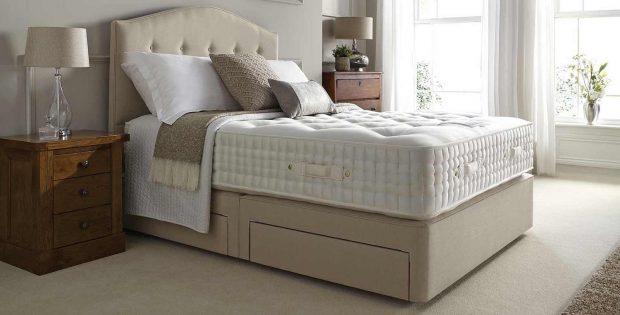 Harrison Asscher 17800 Divan Set Prestige Beds