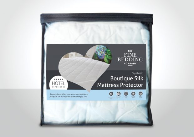 Boutique Silk Mattress Protector