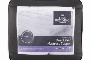 Dual Layer Mattress Topper