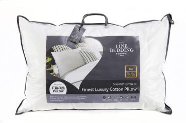 finest luxury cotton pillow