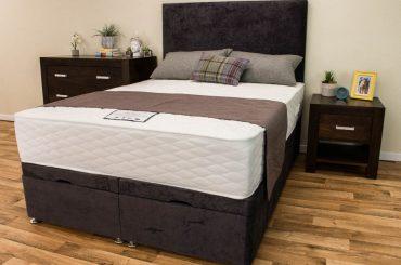 2000 pocket spring gel latex mattress