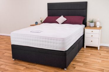 Pocket Spring Mattress Whitewell