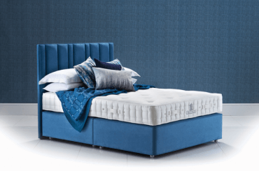 Hypnos No Turn Deluxe Divan Set