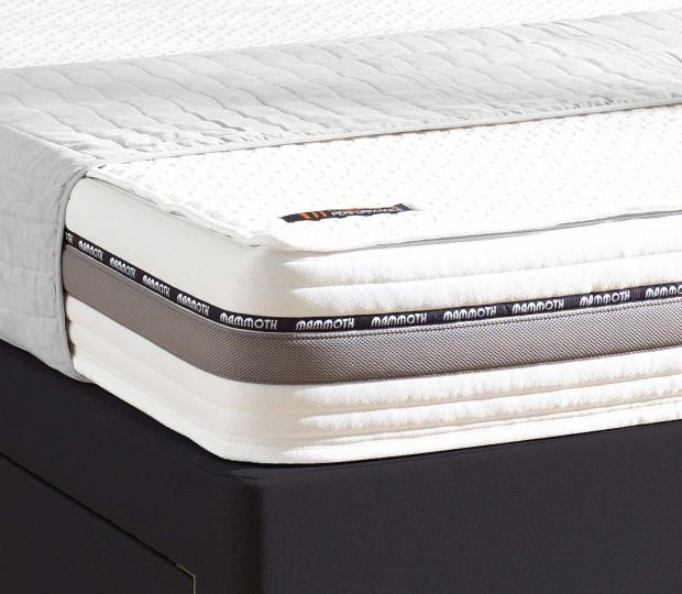 [Clearance] 135cm (Double) Mammoth Performance 240 Mattress