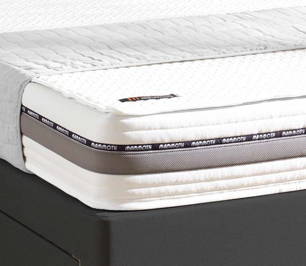 [Clearance] 150cm (King) Mammoth Performance 220 Firm Mattress