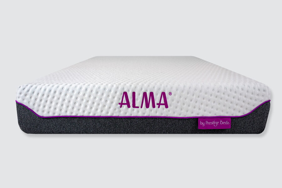Alma Hybrid Mattress In A Box