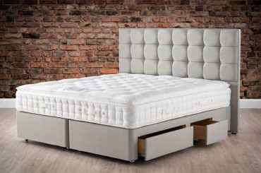 Hypnos Pillow Top Aurora Bed