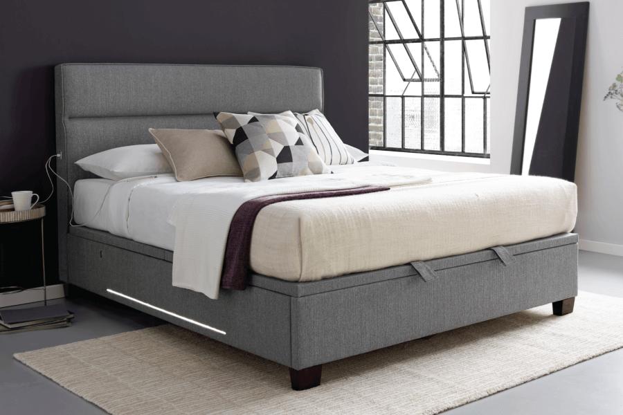 Kaydian Chilton Ottoman Bed