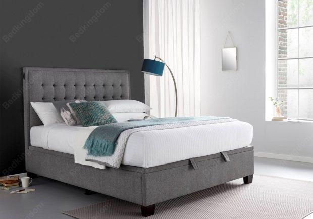 Kaydian Cheviot Electric Ottoman Bed
