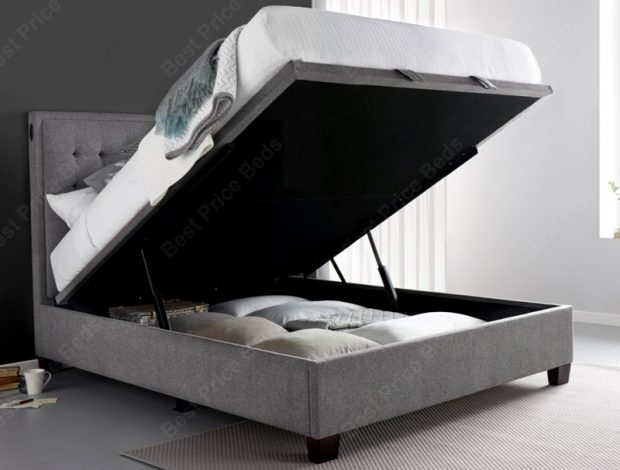 Brilliant Kaydian Cheviot Electric Ottoman Bed Double Only Limited Stock Lamtechconsult Wood Chair Design Ideas Lamtechconsultcom