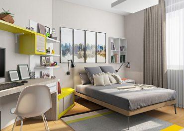 Teen Bedroom Upgrade