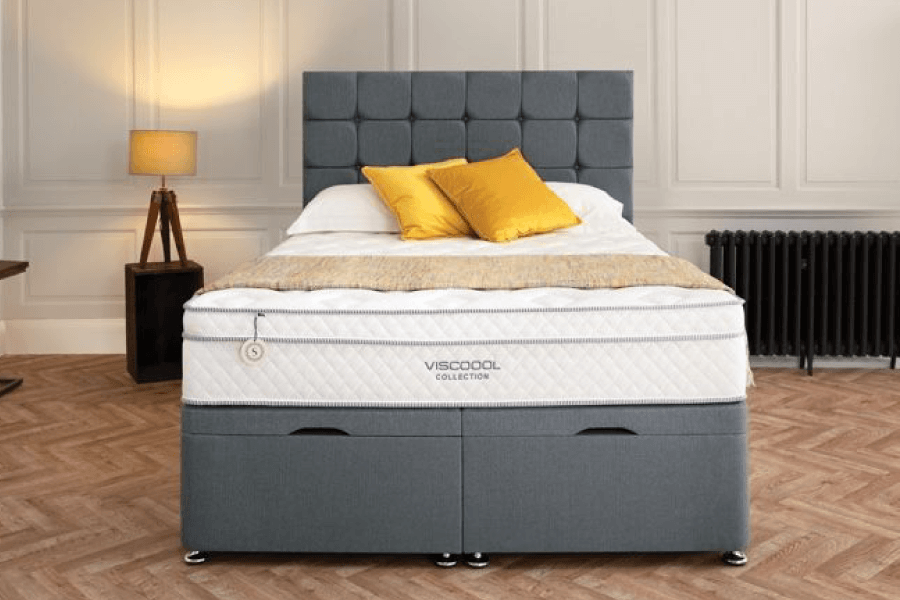 Salus Viscool Tawny Divan Set
