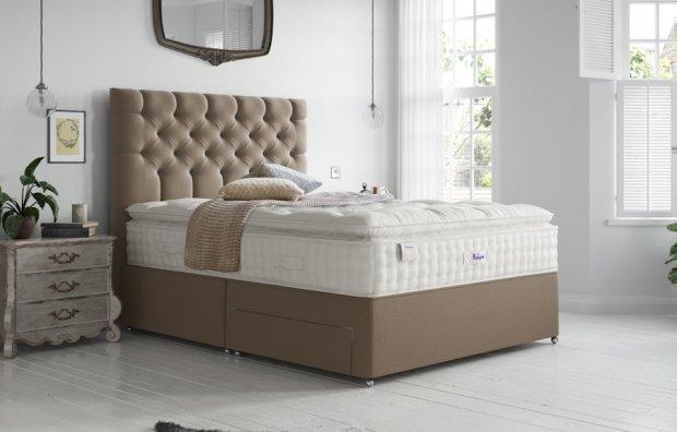 luxury silk mattress